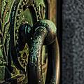Goth - Crypt Door Knocker by Paul Ward