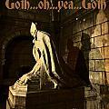 Goth Poster by John Malone Halifax Graphic Arts