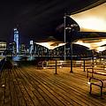 Gotham By Night by Randall Bertrand