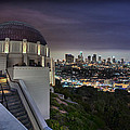 Gotham Griffith Observatory by Scott Campbell
