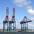 Gothenburg Harbour 12 by Antony McAulay