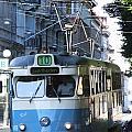 Gothenburg Tram 01 by Antony McAulay