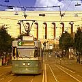Gothenburg Tram 04 by Antony McAulay