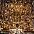 Gothic Altar Screen by Joan Carroll
