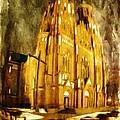 Gothic Cathedral by Jaroslaw Grudzinski