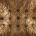Gothic Ribbed Vault Of Jeronimos Monastery Church by Artur Bogacki