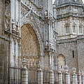Gothic Splendor Of Spain by Joan Carroll