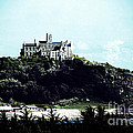Gothic St Michael's Mount Cornwall by Terri Waters