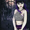 Gothic Temptation by Jutta Maria Pusl