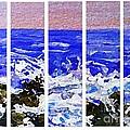 Gottah See Waves  by Rita Brown