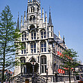 Gouda City Hall by Bob Phillips