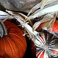 Gourd Geous George by Laurette Escobar