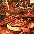 Gourmet Cover Featuring A Pot Of Stew by Henry Stahlhut
