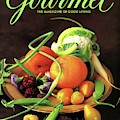 Gourmet Cover Featuring A Variety Of Fruit by Romulo Yanes