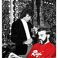 Governor Dan Evans Haircut by Merle Junk