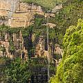 Govetts Leap Bridal Vail Falls by Bob Phillips