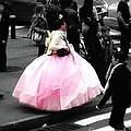 Gown Of Pink by Susan Garren