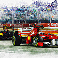 Gp Singapore F1  by Don Kuing