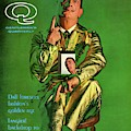 Gq Cover Featuring Salvador Dali by Chadwick Hall