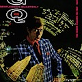 Gq Cover Of Model Wearing A Louis Roth Jacket by Leonard Nones