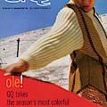 Gq Cover Of Spanish Matador by Chadwick Hall