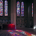 Grace Cathedral Walking Labyrinth - San Francisco by Daniel Hagerman