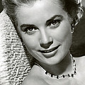 Grace Kelly Smiles by Retro Images Archive