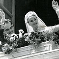 Grace Kelly Waves by Retro Images Archive