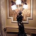 Graceful Lamp by Katerina Naumenko