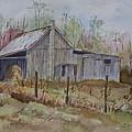 Grady's Barn by Janet Felts