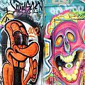 Graffiti 10 by Tera Bunney