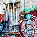Graffiti 14 by Tera Bunney