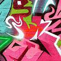 Graffiti 21 by Tera Bunney