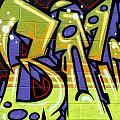 Graffiti 22 by Tera Bunney