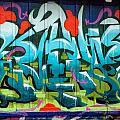 Graffiti 6 by Tera Bunney