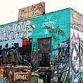 Graffiti 7 by Tera Bunney