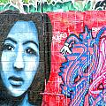 Graffiti 9 by Tera Bunney