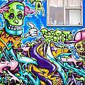 Graffiti by Alexey Stiop