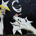 Graffiti Art Curitiba Barazil 13 by Bob Christopher