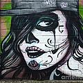 Graffiti Art Curitiba Brazil 21 by Bob Christopher