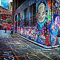Graffiti Artist by Az Jackson