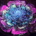 Graffiti Floral by Rhonda Barrett