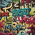 Graffiti Grunge Texture. Eps 10 by Lonely