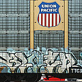 Graffiti II by Jerrett Dornbusch