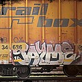 Graffiti - Jayme Doll by Graffiti Girl