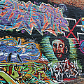 Graffiti Series 01 by Carlos Diaz