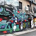 Graffiti Series 02 by Carlos Diaz