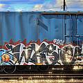 Graffiti - Sleeping Beauty by Graffiti Girl