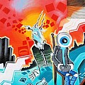 Graffiti  by FL collection