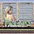 Graffiti - Tinkerbell by Graffiti Girl